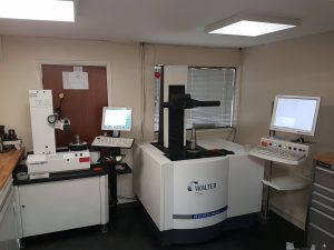 Measuring and analysing technology room at Prima Tooling Ltd, we have the state of the art equipment to be able to measure tooling accurately