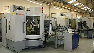 Tooling Manufacturer Develops New Products & Growth With Vollmer