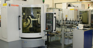 Tooling manufacturer grows with Vollmer