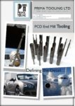 Prima Tooling PCD End Mill Brochure