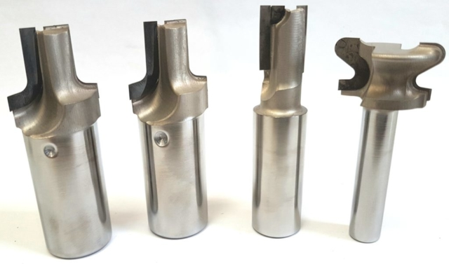 PCD double flute bespoke tooling